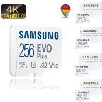 Samsung EVO Plus MicroSD Karte mit Adapter