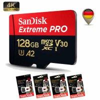SanDisk Extreme Pro 4K microSD