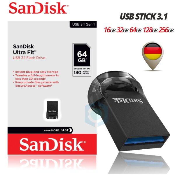 Sandisk Ultra Fit USB 3.1 Flash-Laufwerk