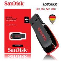 SanDisk Cruzer Blade USB Flash Drive
