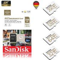 Sandisk MAX ENDURANCE MicroSD Karte für...