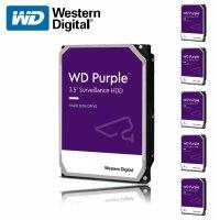 WD Purple Sata HDD 6GB/s