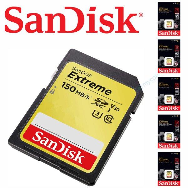 SanDisk Extreme 4K SD Karte