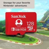 SanDisk MicroSD Karte für Nintendo® Switch™