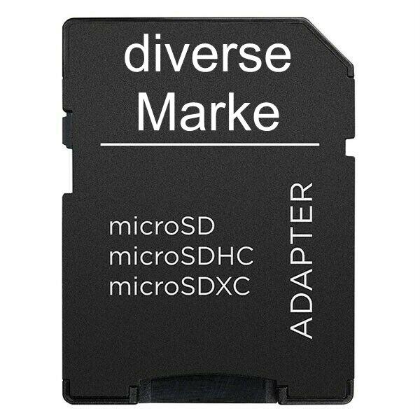 SD MicroSD Adapter ohne Speicher