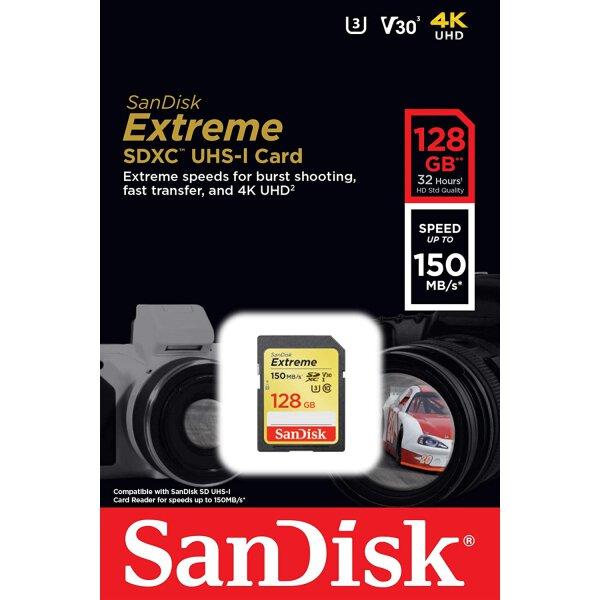 128 GB  (4K)